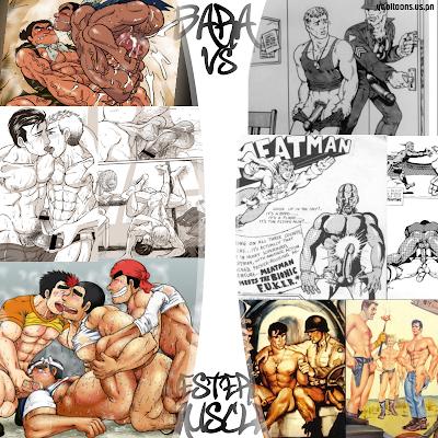 roscoe gay comics
