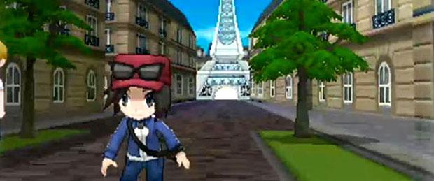 Pokemon X & Pokemon Y - Gameplay Preview Trailer
