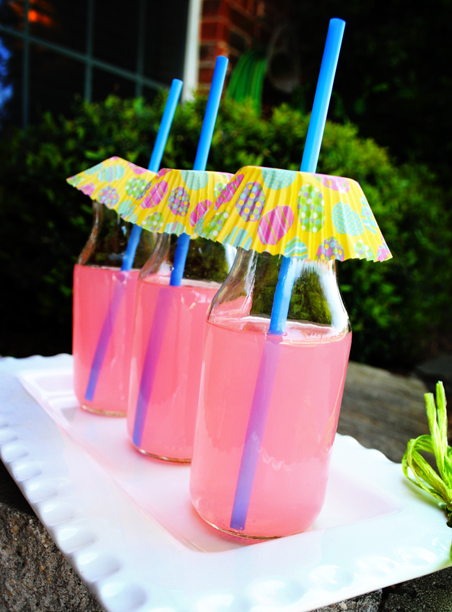 Dressed Up Easter Drinks For Kiddos Amp Grown Ups Too