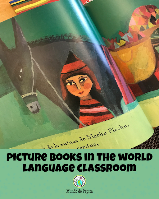 How to Use A Picture Book in Foreign Language Classes