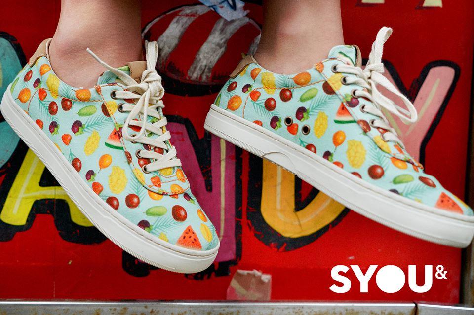 SYOU: 100% Colombian Sneakers Nelson Argumedo