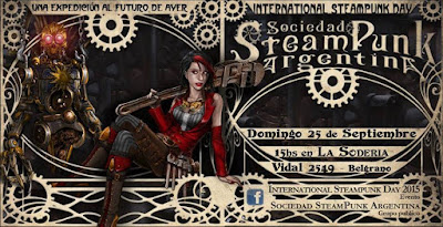 international steampunk day 2016 buenos aires, argentina september 25