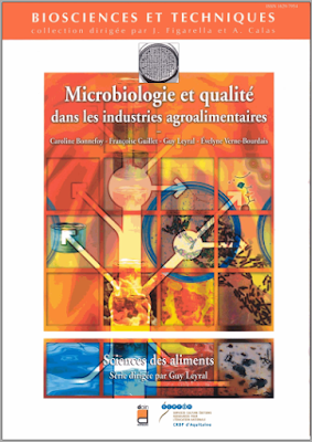 Télécharger Livre Gratuit Microbiologie et qualité dans les industries agroalimentaires pdf