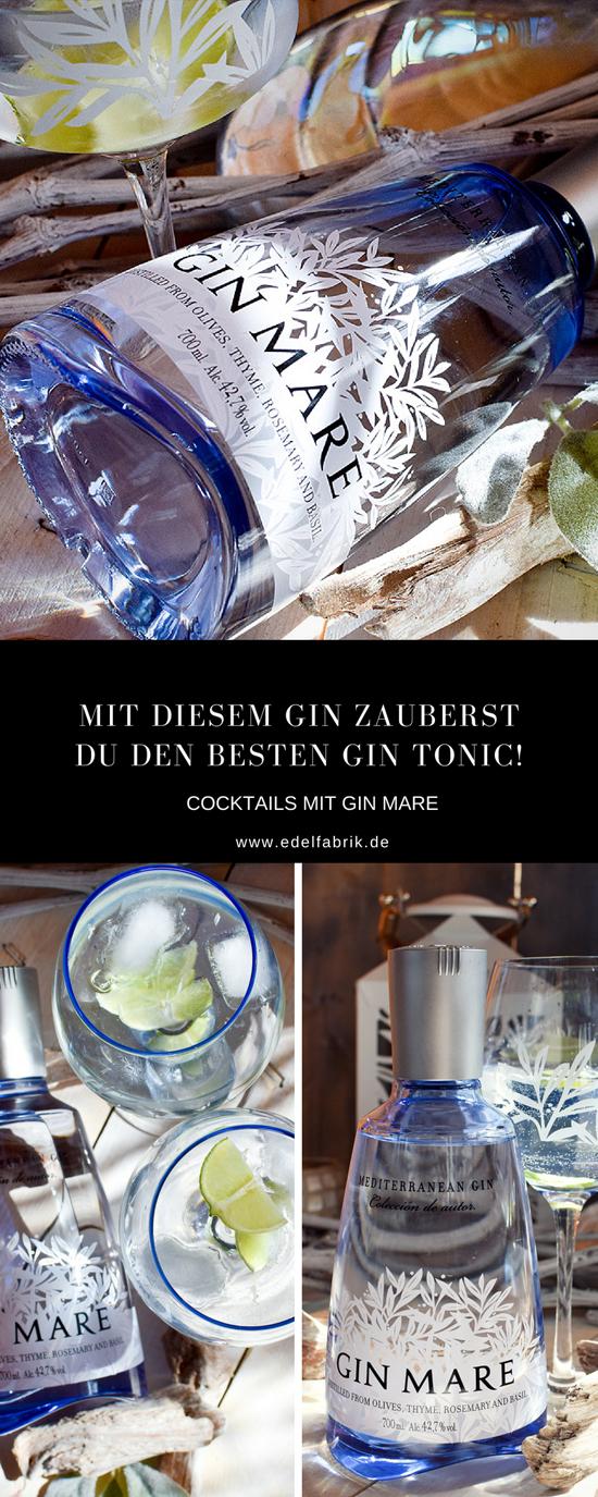 Wie gut schmeckt der Gin Mare, welcher Gin ist am besten?