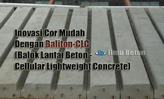 baliton sebagai beton ringan