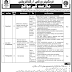 Frontier Works Organization (FWO) Rawalpindi Jobs