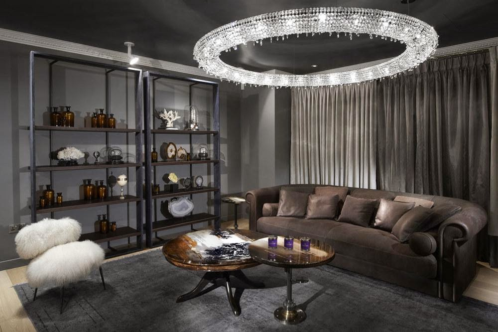 Designers Emulate 50 Shades Of Gray Not Grey Interiors In