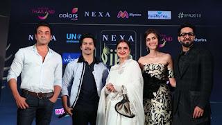 iifa awards 2018 Hindi 365