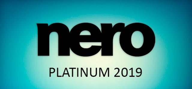 Nero Platinum 2019 v20.0.06500 Full Version