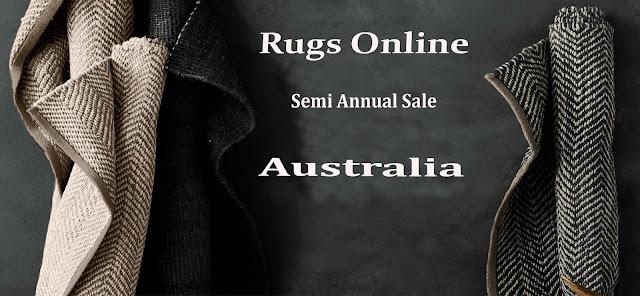 Rugs Online Semi Annual Oz