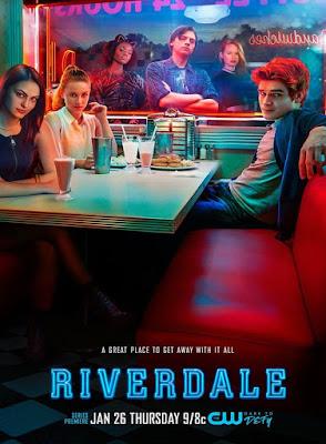 riverdale série CW netflix favoris du moment lucile in wonderland lucileinwonderland