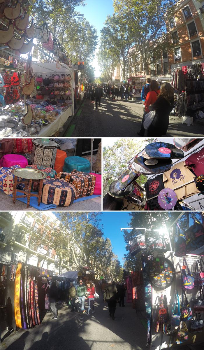 Valentina Vaguada: rastro, madrid, mercado, market, flea market, la latina, spain, españa