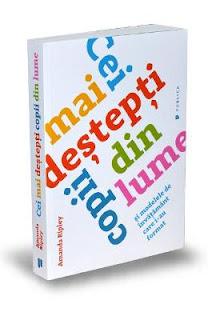 Cartea Cei mai destepti copii din lume disponibila aici