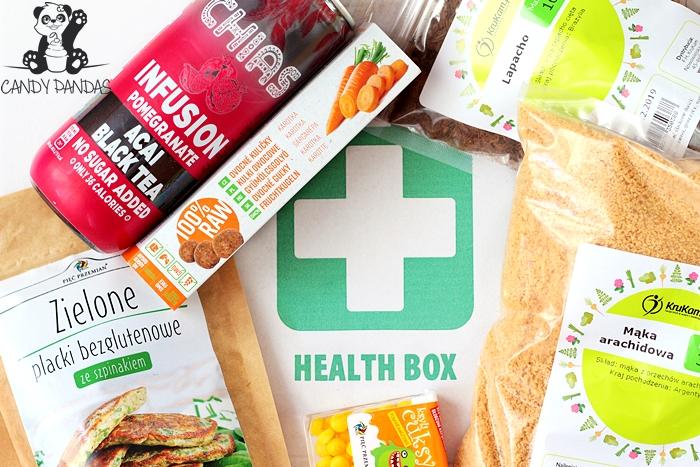 Pudełko zdrowych skarbów cz.11 - Health Box (health-box.pl)