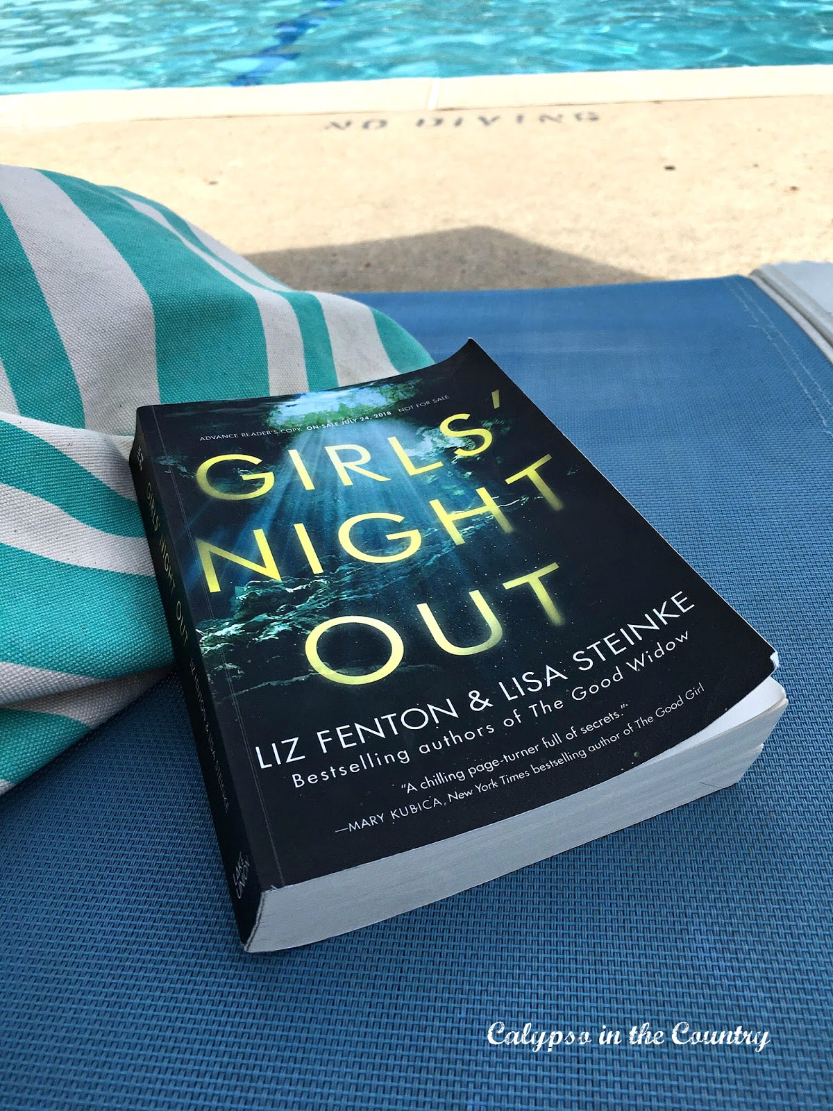 Girls Night Out - A haunting vacation thriller