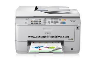 Epson WorkForce Pro WF-5620 Driver