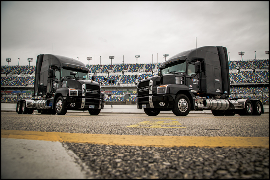 Mack Trucks and NASCAR announced a multi-year extension of their partnership agreement continuing the designation of Mack as the Official Hauler of NASCAR