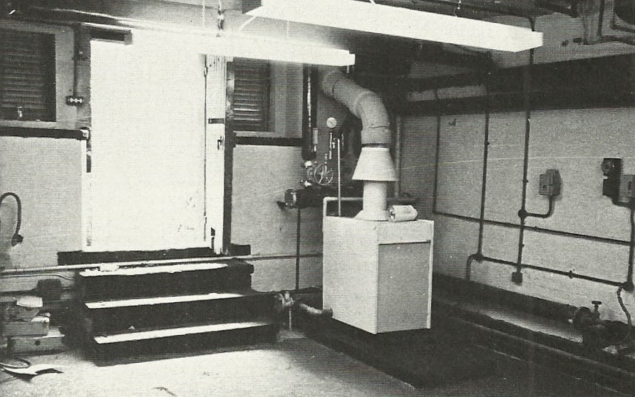 Old Boiler Room  (from After the Battle magazine, volume 11.)