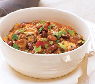 Bean Hotpot Recipe