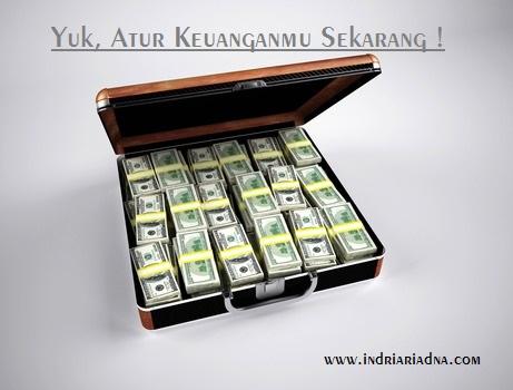 atur keuanganmu sekarang