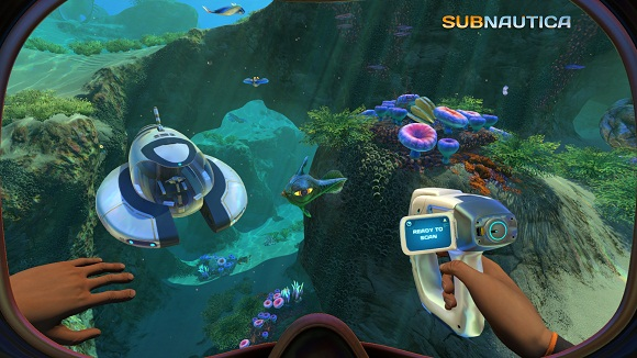 Subnautica PC Full Version Screenshot 2