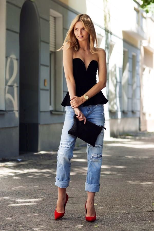 Cool Street Style to Wear this Summer / Spring