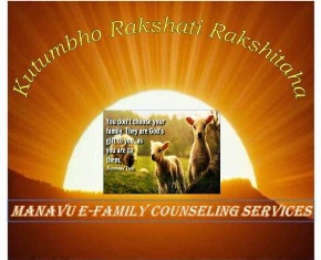 Manavu e- Family Counseling.