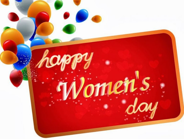 Happy Women's Day 2018 Pictures