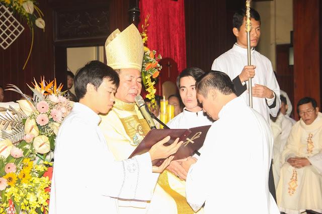 Lễ truyền chức Phó tế và Linh mục tại Giáo phận Lạng Sơn Cao Bằng 27.12.2017 - Ảnh minh hoạ 112