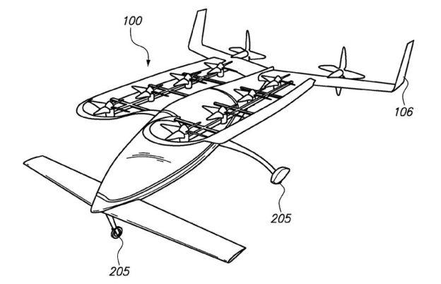 flying cars zeeaero-patent