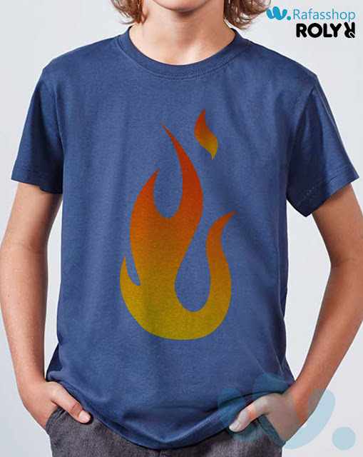 Camiseta Beagle 6554 Roly Niño Manga Corta