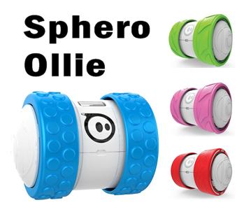 AJ's Gift Ideas & Toy Reviews: Sphero Ollie Robot Review