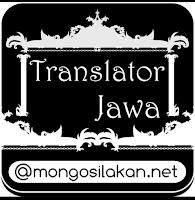 Translator Jawa, aplikasi terjemahan bahasa jawa