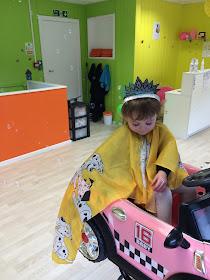 pikku toddler haircut newcastle