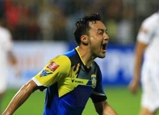 Matsunaga Kembali ke Persib, Marcos Flores dan David Laly Terancam