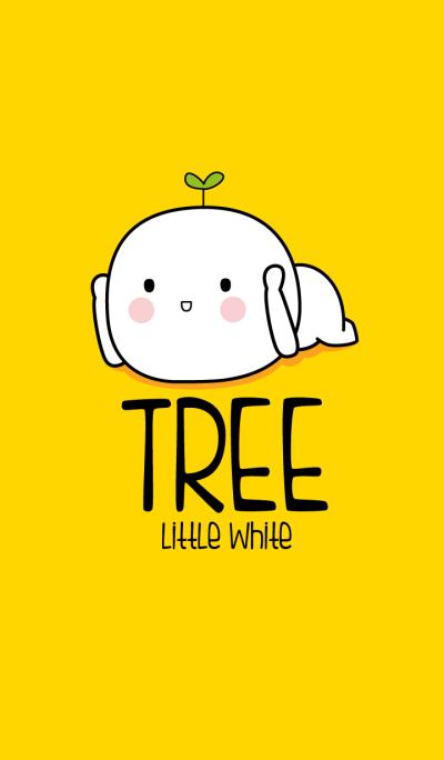 Tree Little White