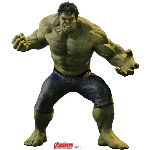 Póster de Hulk para Imprimir Gratis.