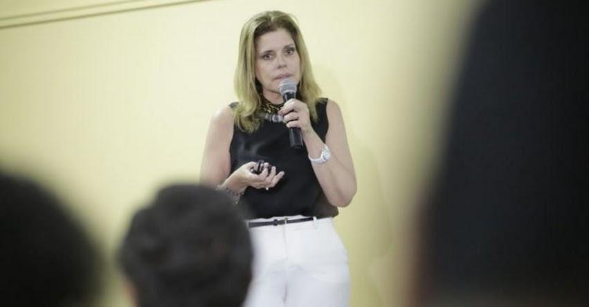 PCM: Mercedes Aráoz presidirá inicio de año escolar en región Arequipa
