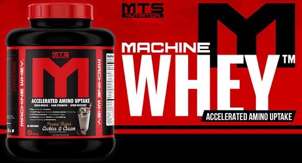 Machine Whey Review