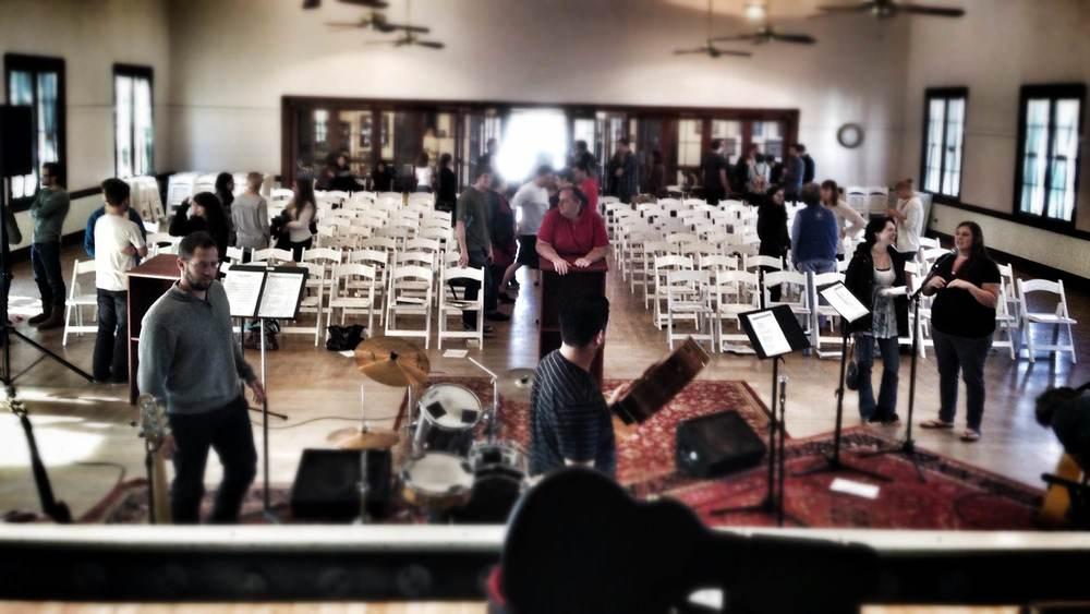 El servicio musical y su relación con el desarrollo de la iglesia local