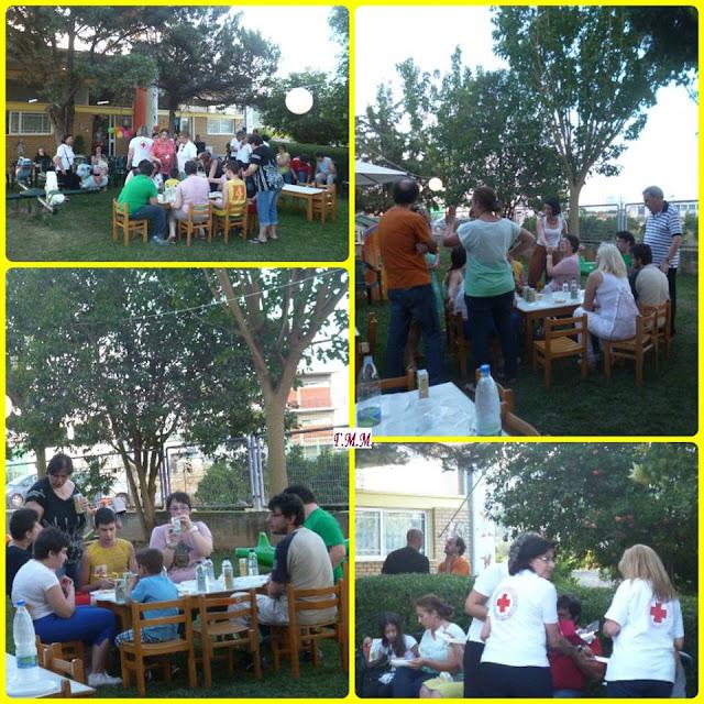 Οι εθελοντές του Ε.Ε.Σ. Άργους σε ένα όμορφο απόγευμα με τους μαθητές του Ε.Ε.Ε.Ε.Κ. Πυργέλας