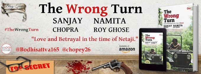 Blog Tour: Wrong Turn by Sanjay Chopra & Namita Roy Ghose