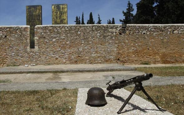 Στον δήμο Καισαριανής ο ιστορικός χώρος του Σκοπευτηρίου