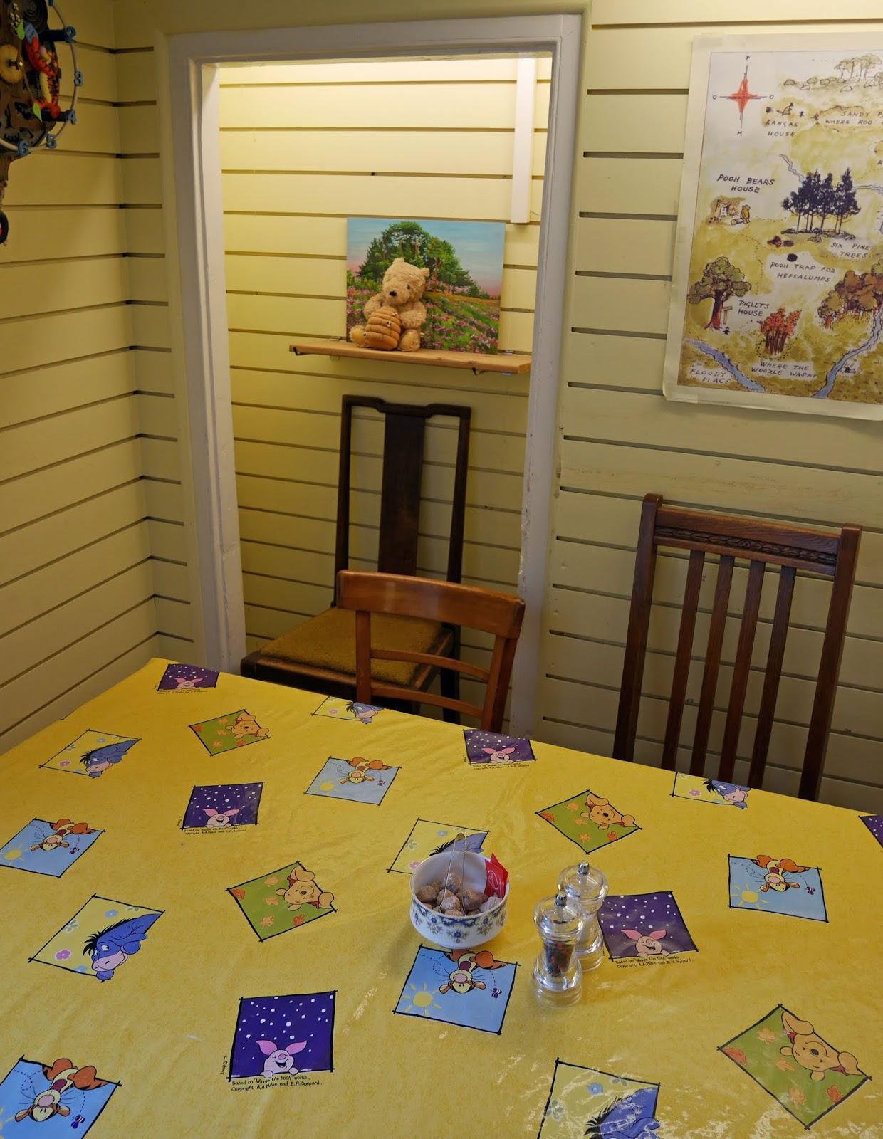 Piglet's Tearoom, Ashdown Forest