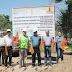 Da Ubaldo Ibarra banderazo para obras de drenaje en la colonia Independiente