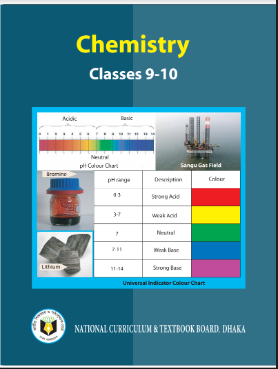 Chemistry Book Of Class 10th