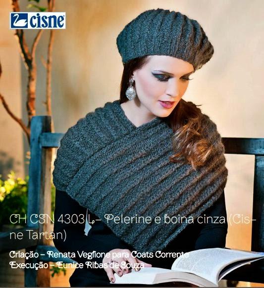 Katia Ribeiro Crochê Moda e Decoração - Crochê com Gráficos 55bad568467