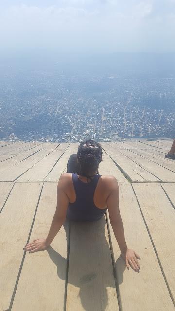 Rampa de voo livre - Serra do Vulcão