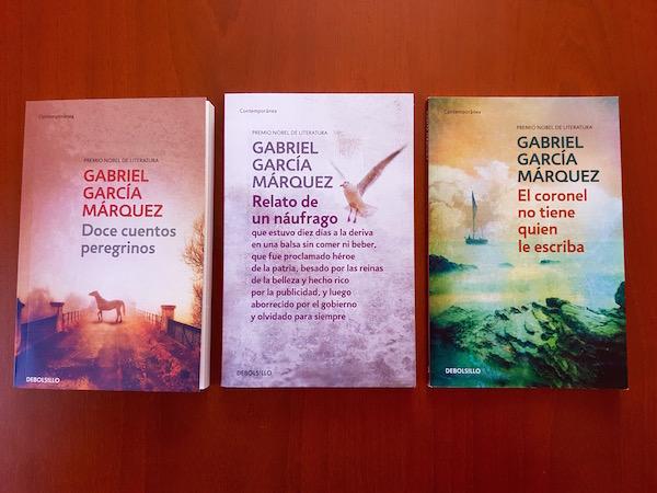 Elige Un Libro: Libros CORTOS Gabriel García Márquez