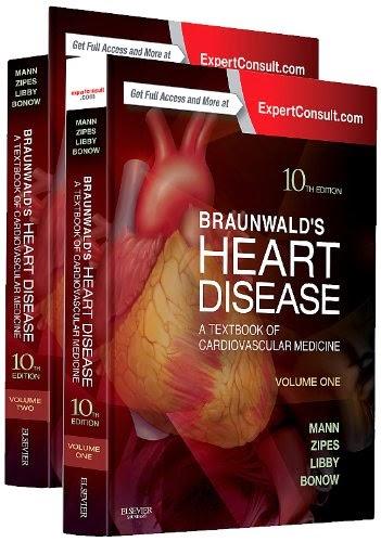 Braunwald Giáo Trình Nội tim mạch 10e